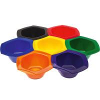 Efalock Plug&Play Färbesschalen-Set 7-teilig