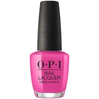OPI LISBON Nail Laquer  No Turning Back From Pink Street 15 ml