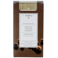 Korres Argan Oil Hair Colorant 8.1 Hellblond Asch