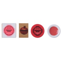 Korres VINTAGE LOOK Lip Butter Pot Pomegranate 6 g