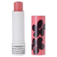 Korres STICK KOLLEKTION Care & Colour / Hibiscus Lip Balm 5 ml