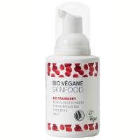 BIO:VÉGANE Bio Cranberry Reinigungsschaum 100 ml