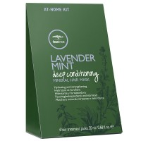 Paul Mitchell Tea Tree Collection Lavender Mint Mineral Hair Mask 6 x 20 ml