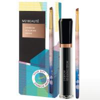 M2 Beauté Eyebrow Renewing Serum Summer Edition 5 ml + Gratis Jacks Augenbrauenpinsel