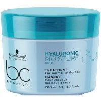Schwarzkopf BC Bonacure Hyaluronic Moisture Kick Treatment 200 ml