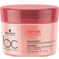 Schwarzkopf BC Bonacure Peptide Repair Rescue Treatment 200 ml