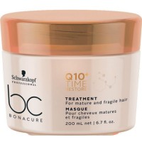 Schwarzkopf BC Bonacure Q10 Time Restore Treatment 200 ml