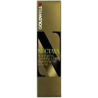 Goldwell NECTAYA 7NBK mittelblond refl. golden topaz 60 ml