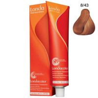 Londa Demi-Permanent Color Creme 8/43 Hellblond Copper-Gold 60 ml