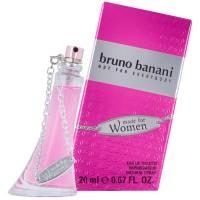 bruno banani Made for Women EdT Natural Spray 20 ml