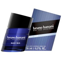 bruno banani Magic Man EdT Natural Spray 30 ml