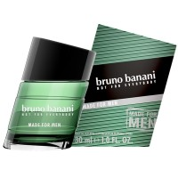 bruno banani Made for Men EdT Natural Spray 30 ml