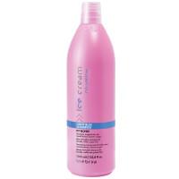 Inebrya Ice Cream No-Yellow Light Blue Shampoo 1000 ml
