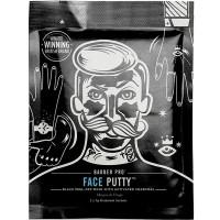 Barber Pro Face Putty Peel Off Maske 3x7 g Masken