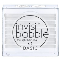 Invisibobble Basic Crystal Clear 10er Sets