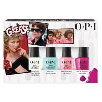 OPI Grease Collection 4er Mini-Set