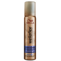 Wella Wellaflex 2-Tages Volumen Schaumfestiger 75 ml