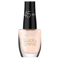 ASTOR Quick & Shine Nagellack 620 Madeleine 8 ml