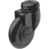 Efalock Clic Tec Rolle schwarz 4er f.Piccolo