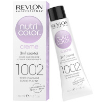 Revlon Nutri Color Cream 1002 White Platinum 50 ml
