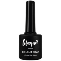 Lilaque Colour Coats Pink Attention 8,5 ml