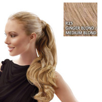 Hairdo Wrap Around Pony Wavy R25 Ginger Blond 57 cm