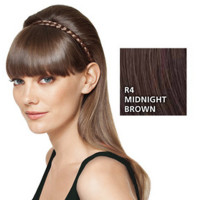 Hairdo French Braid Band R4 Midnight Brown