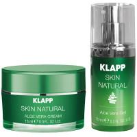 Klapp Cosmetics Skin Natural Aloe Vera Face Set