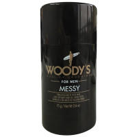 Woody's  Messy Firm Hold Matte Stick Wax 74 g