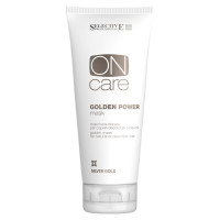 Selective on care Gold Power Maske 200 ml