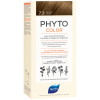 Phyto Phytocolor 7.3 Goldblond Kit