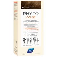 Phyto Phytocolor 6.3 Dark Goldblond Kit