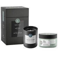 Maria Nila True Soft Mask + Candle Geschenkset