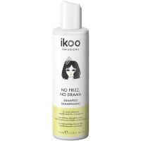 ikoo Infusions No Frizz, No Drama Shampoo 100 ml