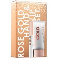 Rodial Rose Gold Hand & Lip Set