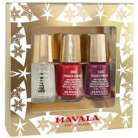 Mavala Festive Tree Coffret Gold Base