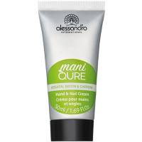 Alessandro Hand- & Nagelcreme 50 ml