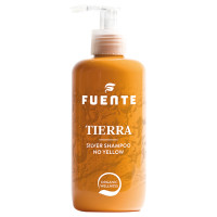 Fuente Tierra Silver Shampoo 250 ml
