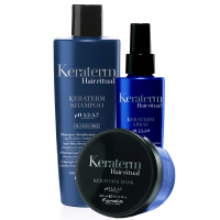 Fanola Keraterm Hair Ritual 3er Set