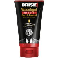 BRISK Bart Waschgel Intensiv 150 ml