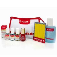 Mavala Swiss Graphic Reisetasche - Nagelpflege Set