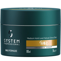 System Professional EnergyCode Man M62 Wax Pomade