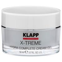 Klapp Cosmetics X-Treme Hydra Complete Cream-Gel 50 ml