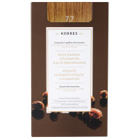 Korres Argan Oil Hair Colorant 7.7 Moccha
