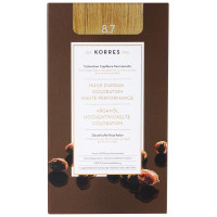 Korres Argan Oil Hair Colorant 8.7 Toffee