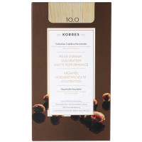 Korres Argan Oil Hair Colorant 10.0 Platinblond
