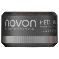 Novon Professional Metal Wax 50 ml