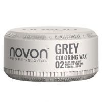 Novon Professional Coloring grey Wax 100 ml