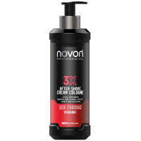 Novon Professional Aftershave 3x Red Passion 400 ml