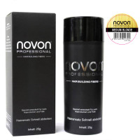 Novon Professional Hair Building Fiber Medium Blond 25 g